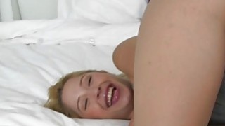 Lovely sweet babe Goldie Oritz_with a cock thumb