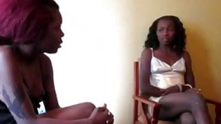 African babes having_lesbian sex with a help of toys thumb