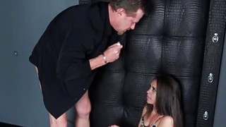 Sweet lovely babe Ziggy Star wants to fuck large meaty dick thumb