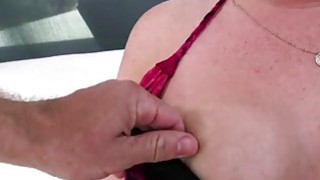 Sexy busty babe Harley Jade getting ready for some anal fuck thumb