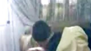 Horny Arab Couple Amateur Fucking Video thumb