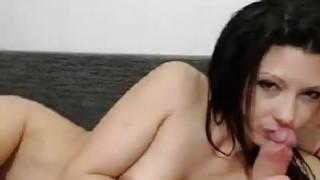 Hot Russian couple fucking hard on webcam  hostelcams com thumb