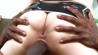 Cuckold Slut Larkin Love Gets Black Dick thumb