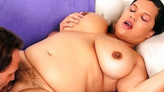 Latina plumper Lady Spice gets fucked hard thumb