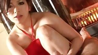 Premium oral sex adventure with top Kanade thumb