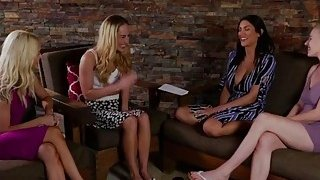 Lesbian_babes_August_and_Riley_rubbing_each_others_pussy thumb