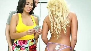 Blonde_teen_Keely_Jones_gets_mouth_and_cunt_filled thumb