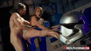 Star Wars: The Last Temptation a porn parody scene 4 thumb