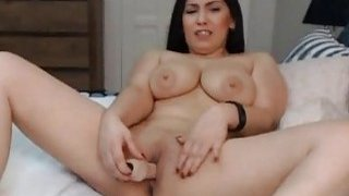 My Beautiful Friend Perform An Awesome Masturbatio thumb