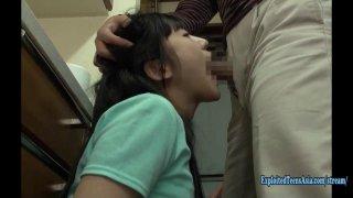 Jav Idol Ai Hoshina Bullied At Home Finger Fucked thumb