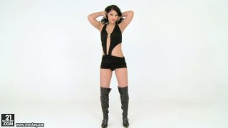 Futuristic striptease show by Lana S_is simply_awesome thumb
