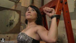 Kathia Nobili is about to show Adelaida the pleasures of pain thumb