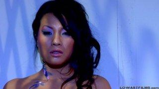 Marvelous babe Asa Akira masturbates on cam in a stunning porn video thumb