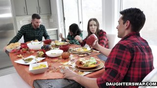 If it's Thanksgiving, then it's time for DaughterSwap thumb