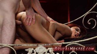 Splits_and_fucked_bondage_rough_pain_scream_Her_sexual_abasement thumb