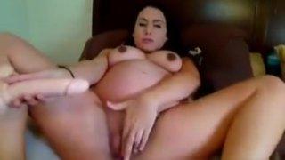 Pregnat Girl Enjoy In_Masturbate thumb