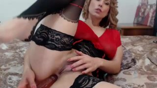 Incredible Exclusive Webcam, Toys, Stockings Video Exclusive Version thumb