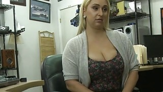 Fat Chic In The Pawnshop Is Still Hot And Oh So Fuckable thumb