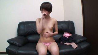 Home made video with slutty Japanese Hiraku Nakatani thumb