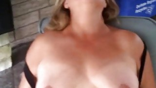 Fat Mature Woman Masturbating thumb