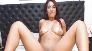 Hottest Nerd Babe Gets Fucked Hard by her Boyfrien thumb