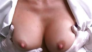 Brazzers Hot doctor Monique Alexandertake big dick thumb