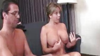 Blonde Babes Boob Exposure Makes His Cock Go Big thumb