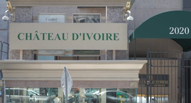 Château D'ivoire Rolex Authorized Dealer