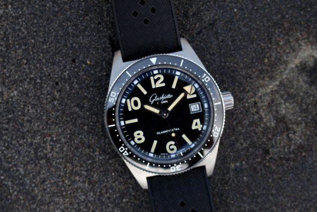 Glashütte Original SeaQ Watch Review