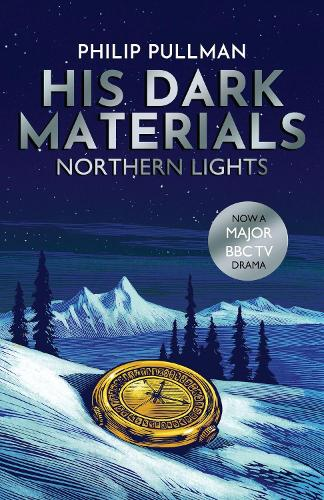 Book cover of Northern Lights by Phillip Pullman