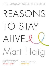 Image result for reasons to stay alive book