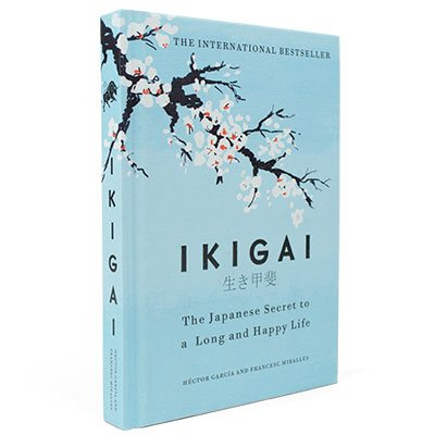 must-read books IKIGAI Hector Garcia