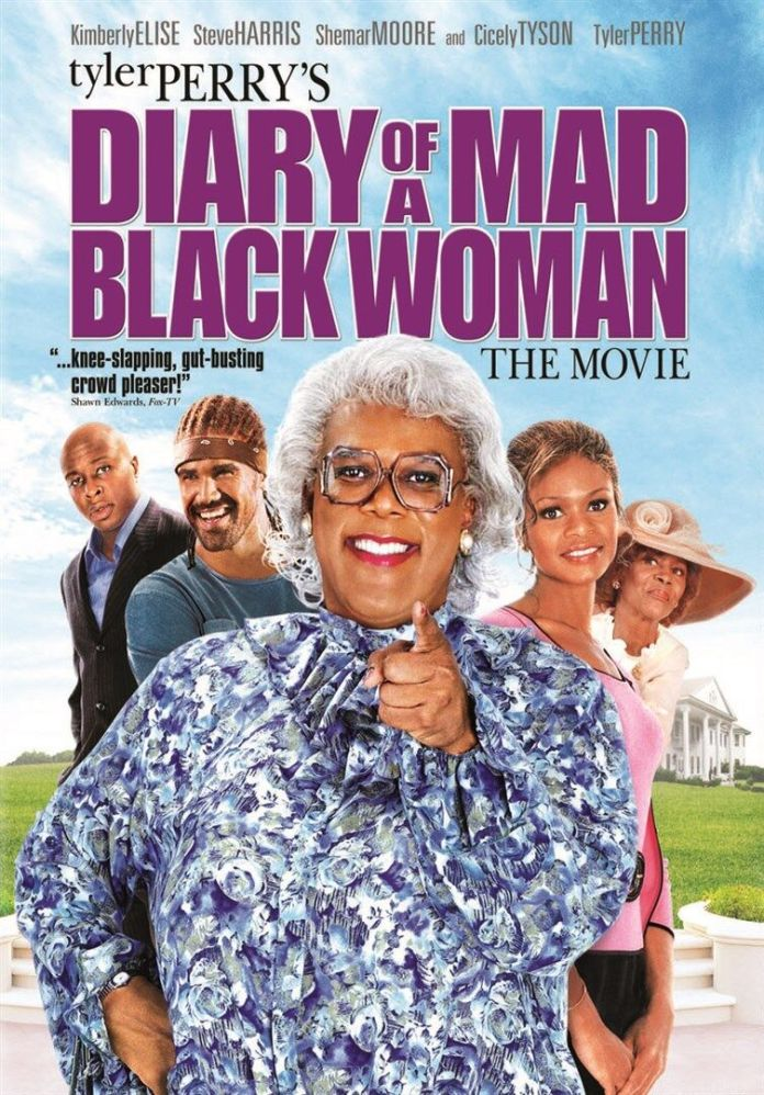 Buy Tyler Perrys Diary of a Mad Black Woman - Microsoft Store