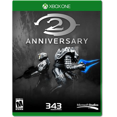 Halo 2 Anniversary Xbox One Vs Original Xbox Version Video Comparison Shows Raw Power Of