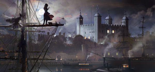 Assassin's Creed Syndicate Amazing 4K Screenshots and Art