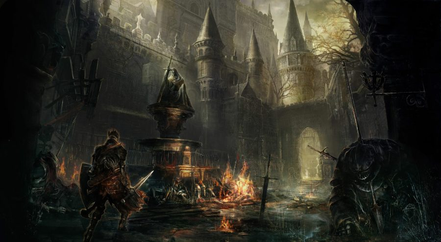 From Software Upcoming Games Include A Dark Fantasy Title And New     Work on Dark Souls 3 is yet to be done  with two DLC packs releasing in the  next few months  but From Software is also working on three upcoming titles