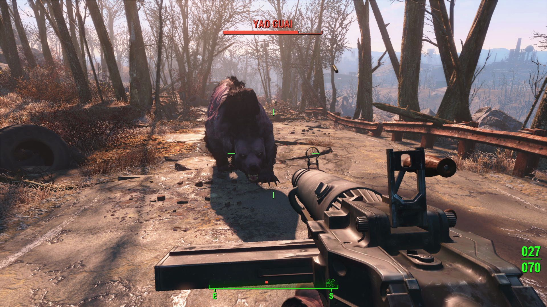 Fallout 4 How Skyrims Bugs Helped Improve The Wasteland