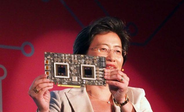 AMD Radeon R9 Fúria X2 Gêmeos