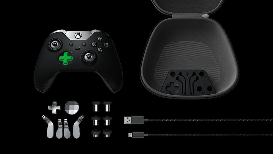 E3 2015 Microsoft Announces Badass Elite Controller For