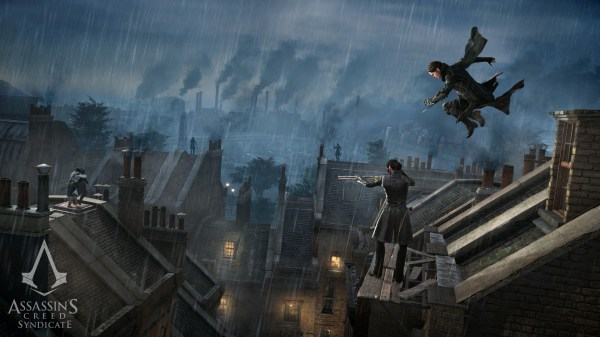 Assassin's Creed Syndicate Gets Beautiful 1080p Screenshots