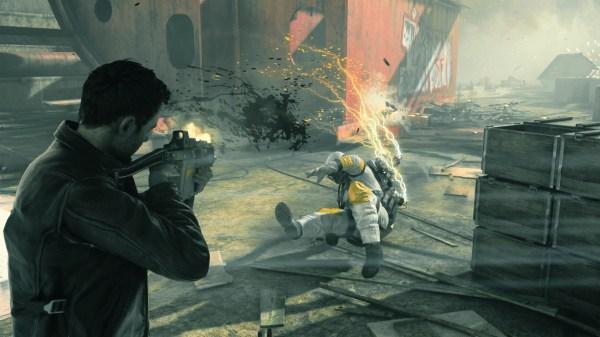 Quantum Break New Content Premières During Game Awards