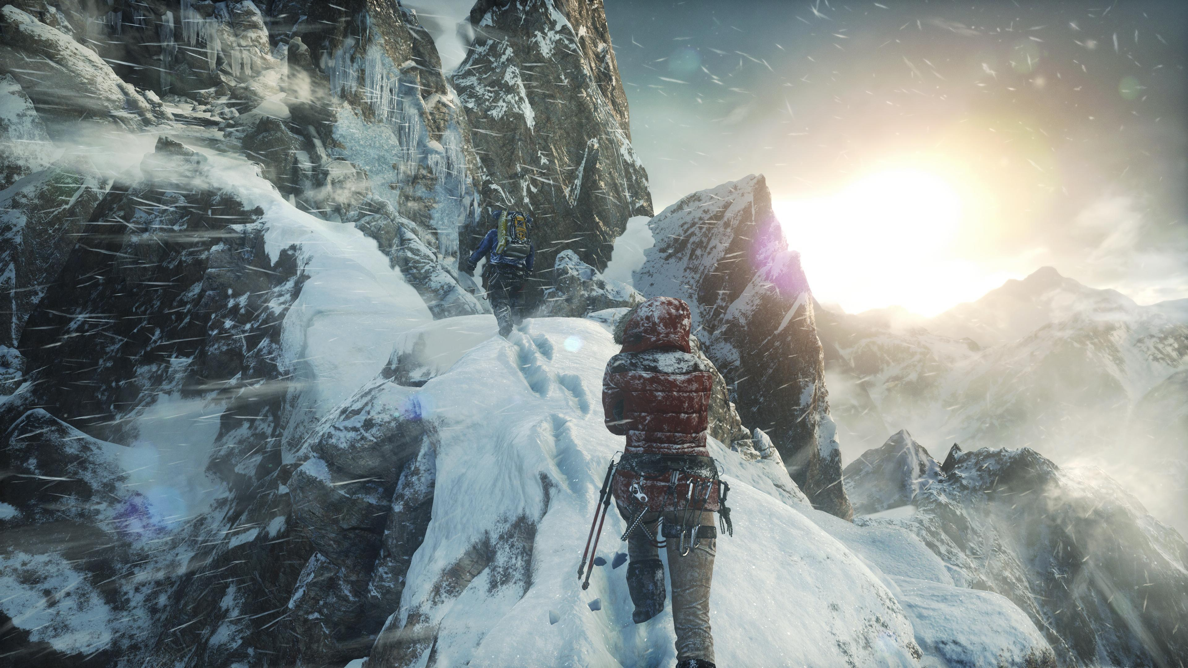 Rise of the tomb raider was released on steam with trading card support on 28 january 2016. Rise of The Tomb Raider PC Performance Analyzed - NVIDIA and AMD Cards Tested With Pure Hair and ...