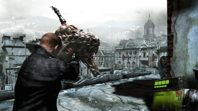 Resident Evil 6 PS4 New Gameplay Video Showcases