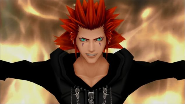 Axel Actor Calls On Square To Step It Up Over Kingdom Hearts