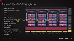 AMD RX 480 Slide Deck Leaked  Async Compute Polaris 10