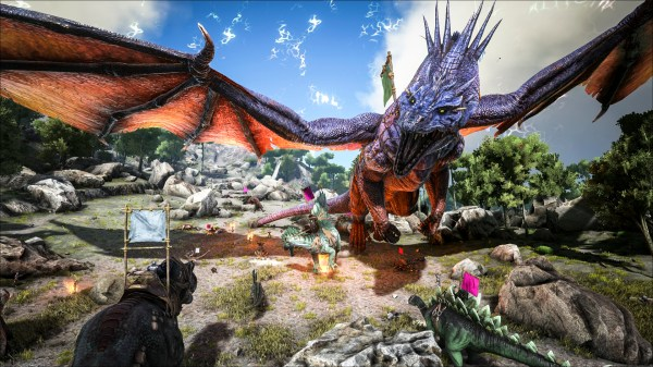 ARK: Survival of the Fittest for PS4 Delayed, Team Will ...