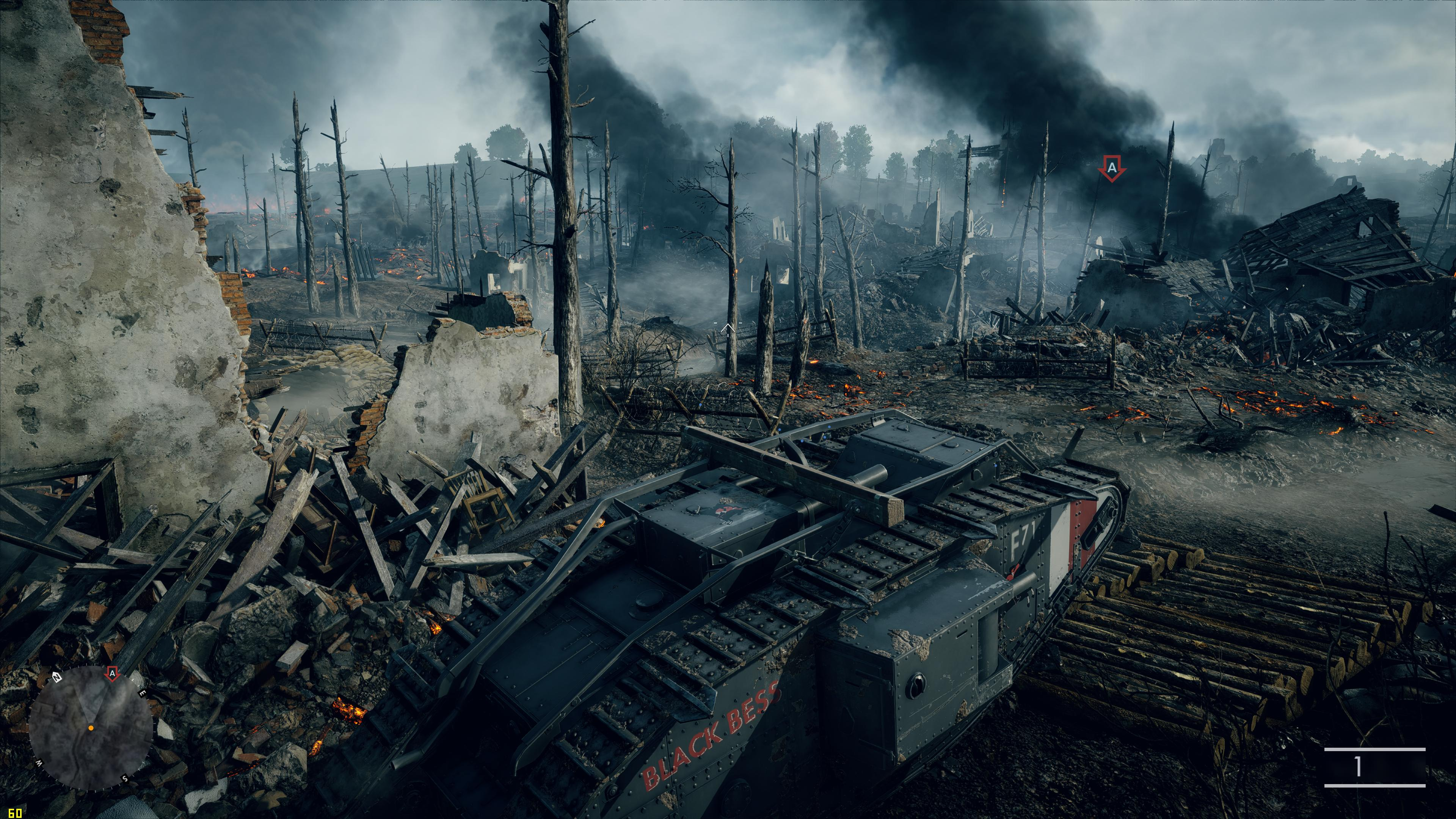 Battlefield 1 Graphics Card Performance Review DX11 And DX12