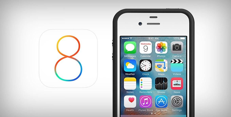 Resultado de imagen para iOS 8
