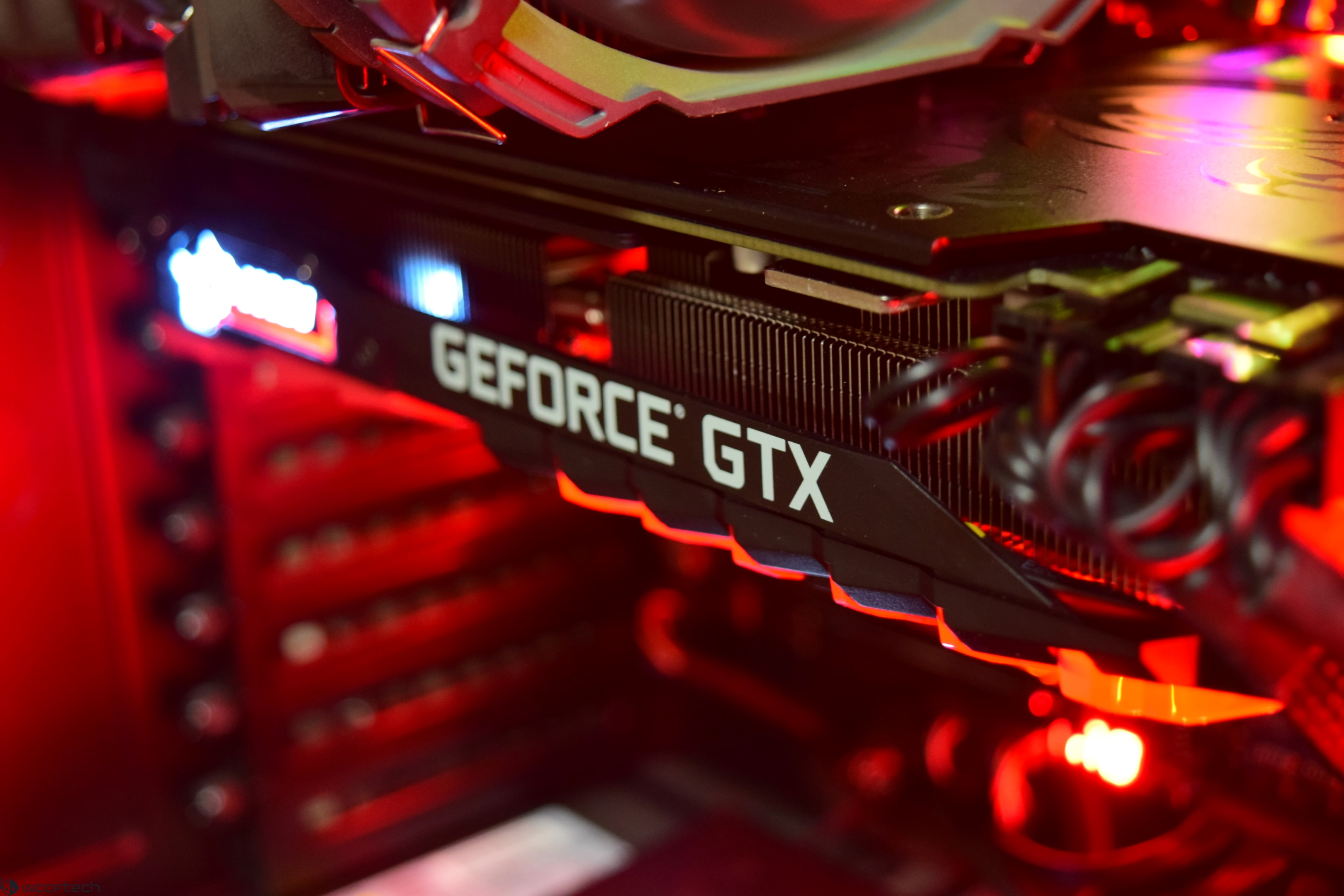Msi Geforce Gtx 1080 Ti Lightning X Graphics Card Review