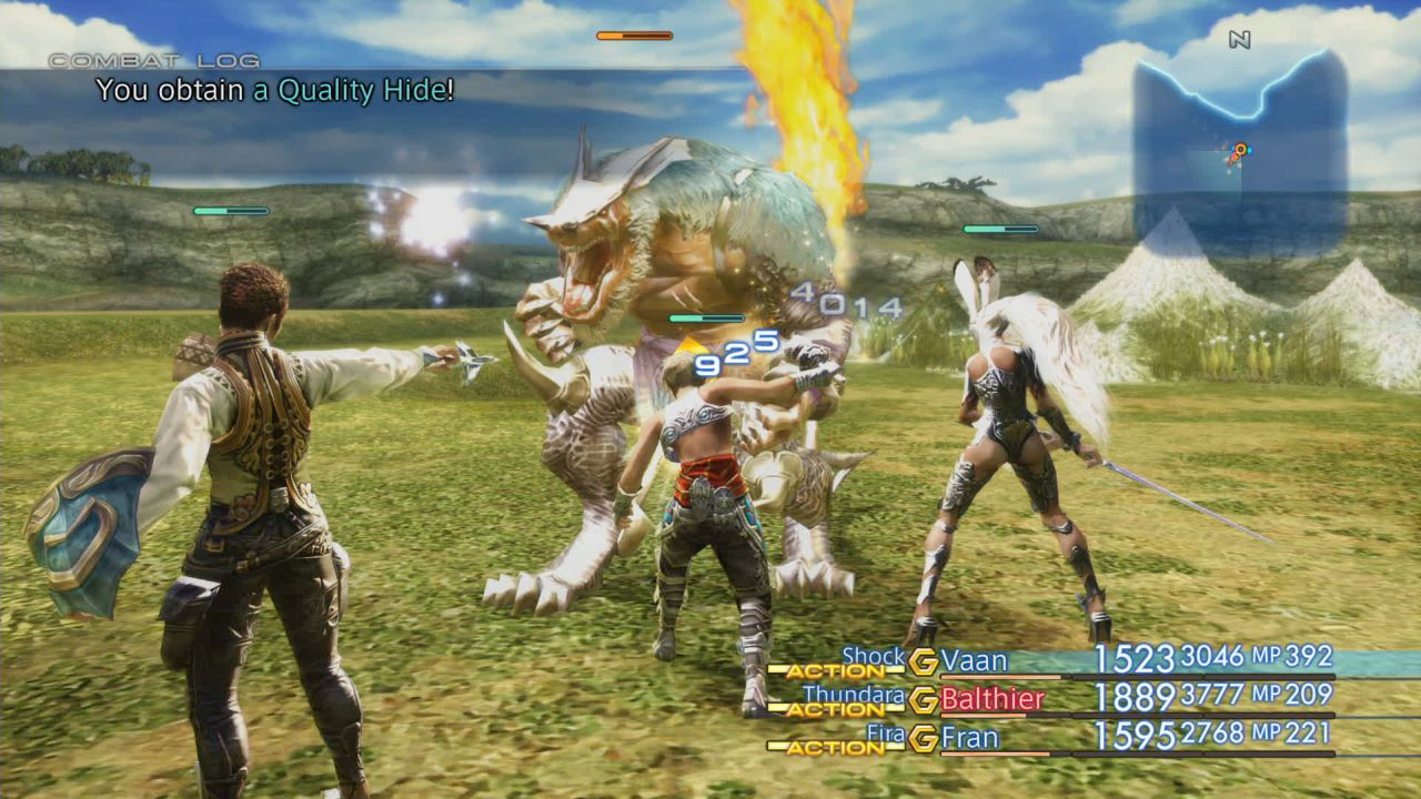 Final Fantasy XII The Zodiac Age Spring Trailer Showcases